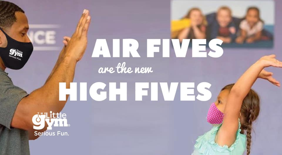 Air High 5's are the new High 5's